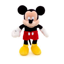 mickey mouse medium soft toy