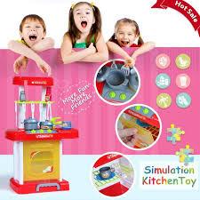 cuisine electronique jouet tempsa cuisine jouet simulation électronique pour enfants cuisinière
