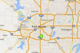 Ft Worth Map Man Found Dead In Fort Worth With Gunshot Wound Fort Worth Star