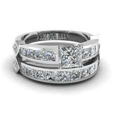 fields wedding rings wedding rings pave channel set wedding band colin cowie dot dash