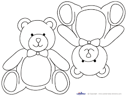 blank printable teddy bear invitations coolest free printables