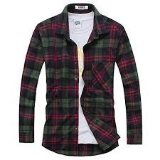 Most Comfortable Flannel Shirt Men U0027s Flannel Shirts Amazon Com