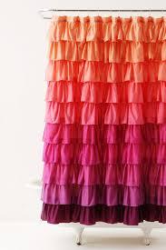 Cynthia Rowley Ruffle Shower Curtain Cynthia Rowley Bathroom The Designs Of Cynthia Rowley Shower