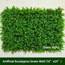 wedding backdrop grass aliexpress buy new artificial eucalyptus green grass flowers