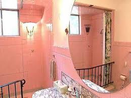 Pink Tile Bathroom Decorating Ideas Stylish Bathroom Decorating Ideas Soft Pink Walls