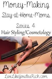 hair stylist salary 2014 to make money as a hair stylist cosmetologist