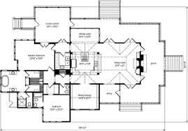 southern living floor plans 199 branch drive slidell la southern living floor plan