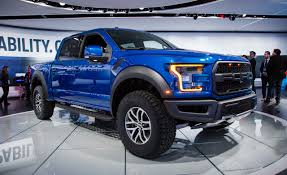 truck ford blue 2017 ford f 150 raptor supercrew revealed u2013 news u2013 car and driver