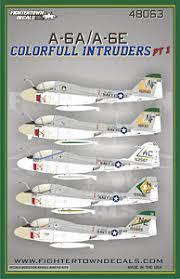us navy a 6a e colorfull intruders pt1 va 75 va 115 va 145 u0026 va