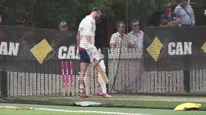 ben stokes net session at the sydney cricket ground youtube