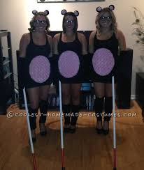 3 Blind Mice Costume Three Blind Mice Group Halloween Costume