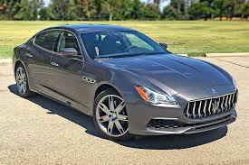 maserati s class 2017 maserati quattroporte s q4 granlusso one week review