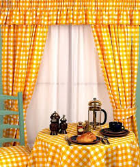 tie back kitchen curtains 1x brushed gold black butterfly design