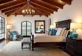 Mediterranean Style Home Interiors Montecito Transitional Estate Mediterranean Bedroom Santa