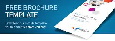 brochure zafira pics brochure template free download