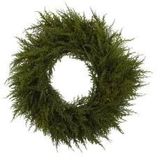 fresh balsam bow wreath free shipping today