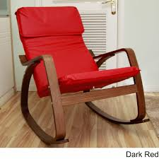 Bent Wood Rocking Chair Bentwood Rocking Chair Cushions