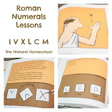 roman numeral lessons numbers in latin ancient roman culture