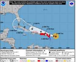 Guantanamo Bay Map Hurricane Irma U2014 Cancelled Guantanamo Bay Cuba Military