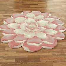 Round Flower Rugs Exclusive Ideas Flower Shaped Rugs Imposing Rosetta Round Flower