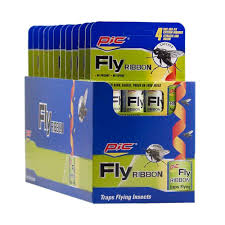 fly ribbon pic fly catcher ribbon 96 count fr3b h the home depot