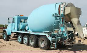 kenworth trucks for sale in texas 1993 kenworth w900 oilfield fabricated cement mixer truck