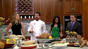 chef jeffrey offers tips on how to prepare a stress less