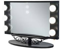 Tabletop Vanity Mirror With Lights The Best Lighted Makeup Mirror Reviews 2017 Expert Reviews U0026 Picks