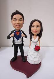 cake toppers bobblehead custom made wedding cake toppers wedding cakes wedding ideas and