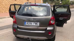 opel antara 2 0 cdti cosmo 4x4 5dr lhd for sale in spain youtube