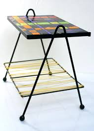 coffe table tiled coffee table top that is in super condition