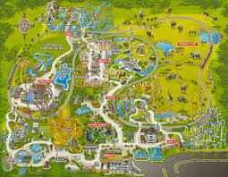 Universal Islands Of Adventure Map Out And About