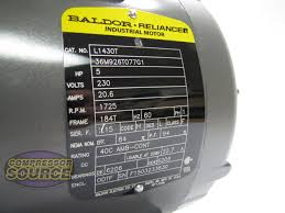 baldor wiring diagram 115 230 kentoro com
