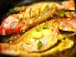 cuisine hiopienne poisson au gros sel a l haitienne cooking with madame