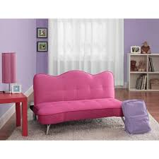 dhp rose junior sofa lounger racy pink hayneedle