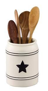 utensil holders kitchen decor decorative accessories moocowmeadows