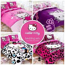 Hello Kitty Duvet Hello Kitty Bedding Ebay