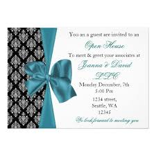 corporate luncheon invitation wording 21 best open house invitation wording images on