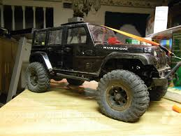jeep honcho custom proline jeep rubicon on honcho rccrawler