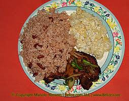 rice cuisine belize cuisine the belize rice and beans and other favorites