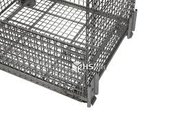 stainless steel industrial wire containers wire baskets phs wire