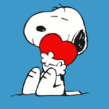 snoopy valentines day a heart keep your heart healthy lessons from snoopy