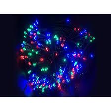 solar panel christmas lights solar powered christmas lights 50m length