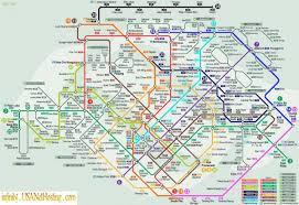 Transport Map Singapore Transport Map Map Of Singapore Transport Republic Of