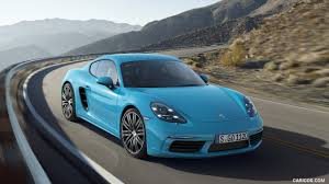 miami blue porsche 2017 porsche 718 cayman s miami blue youtube
