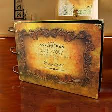 where to buy wedding photo albums aliexpress buy 10 inch diy our story wedding photo albums