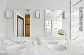 Marble Bathrooms - Carrara marble bathroom designs