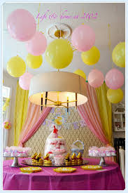 life u0026 home at 2102 a baby shower on a budget