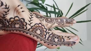 henna tattoo diy how to draw your own mehndi zenjoy