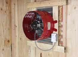 quiet cool attic fan quietcool 3013 cfm professional attic gable fan